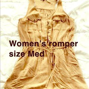 Women's romper